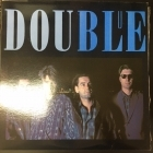 Double - Blue LP (VG+-M-/VG+) -synthpop-