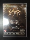 Slayer - War At The Warfield DVD (VG+/M-) -thrash metal-