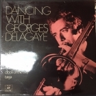Georges Delagaye - Dancing With Georges Delagaye LP (VG+-M-/VG+) -easy listening-