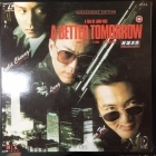 Better Tomorrow LaserDisc (VG+/VG+) -toiminta-