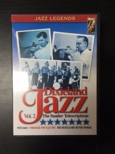 Dixieland Jazz Vol.2 - The Snader Telescriptions DVD (VG/M-) -jazz-