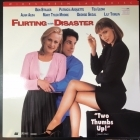 Flirting With Disaster LaserDisc (VG+-M-/VG+) -komedia-
