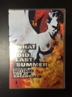 Robbie Williams - What We Did Last Summer 2DVD (VG-VG+/M-) -pop-