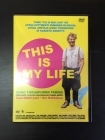 Uuno Turhapuro - This Is My Life DVD (VG+/M-) -komedia-
