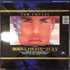 Born On The Fourth Of July LaserDisc (VG+/M-) -draama-