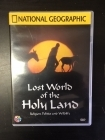 Lost World Of The Holy Land DVD (VG/M-) -dokumentti-