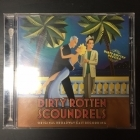 Dirty Rotten Scoundrels - Original Broadway Cast Recording CD (M-/M-) -musikaali-