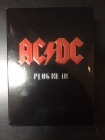 AC/DC - Plug Me In 2DVD (VG-VG+/M-) -hard rock-
