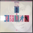 Fancy - Five LP (VG+-M-/VG+) -synthpop-