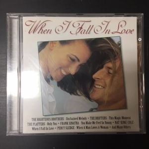 When I Fall In Love CD (M-/M-)