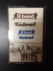 H Band - Taival C-kasetti (VG+/M-) -country pop-