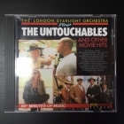 London Starlight Orchestra - The Untouchables And Other Movie Hits CD (VG/VG+) -soundtrack-