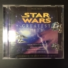 Space Heroes Orchestra - Music From Star Wars (Greatest Hits) CD (VG/VG+) -soundtrack-