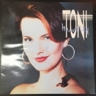 Toni - Haaveilen LP (VG+-M-/VG+) -pop rock-