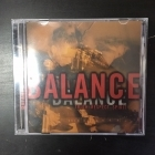 Balance - Truth Respect Spirit CD (M-/M-) -hardcore-