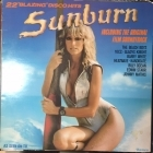 Sunburn - 22 Blazing Disco Hits Including The Original Film Soundtrack LP (VG+-M-/VG+) -soundtrack-