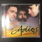 Adios - Virs Debesu CD (VG/VG+) -pop-