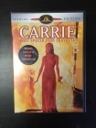 Carrie (special edition) DVD (M-/M-) -kauhu-