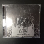 Kriegsmaschine - Altered States Of Divinity (1.painos/2005) CD (VG+/M-) -black metal-