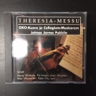 OKO-Kuoro ja Collegium-Musicorum - Haydn: Theresia-messu CD (M-/VG+) -klassinen-