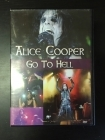 Alice Cooper - Go To Hell DVD (M-/VG+) -hard rock-