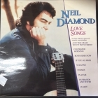 Neil Diamond - Love Songs LP (M-/VG+) -soft rock-