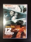 12 Rounds (extreme cut) DVD (VG/M-) -toiminta-