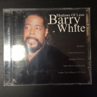 Barry White - Shadows Of Love CD (VG+/M-) -soul-