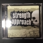 Strength Approach - 96-2k Discography CD (VG+/VG+) -hardcore-
