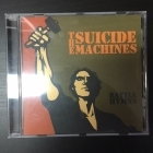 Suicide Machines - Battle Hymns CD (M-/M-) -ska punk-