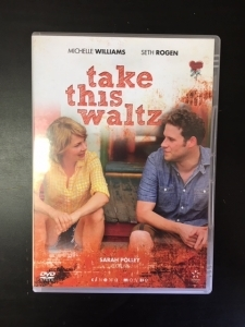 Take This Waltz DVD (VG/M-) -komedia/draama-