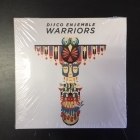 Disco Ensemble - Warriors CD (avaamaton) -post-hardcore-