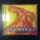 Disco Ensemble - Viper Ethics CD (M-/M-) -post-hardcore-