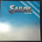 Sailor - The Third Step LP (VG/VG+) -pop-