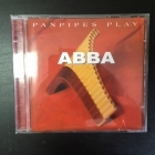 Ricardo Caliente - Panpipes Play ABBA CD (M-/M-) -panhuilu-