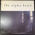 Alpha Band - The Alpha Band LP (VG+-M-/VG+) -pop rock-