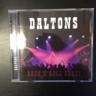 Daltons - Rock 'N' Roll Crazy CDEP (VG/VG+) -hard rock-
