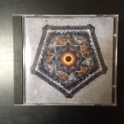 Testament - The Ritual CD (VG+/M-) -thrash metal-
