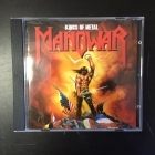 Manowar - Kings Of Metal CD (VG+/VG+) -heavy metal-