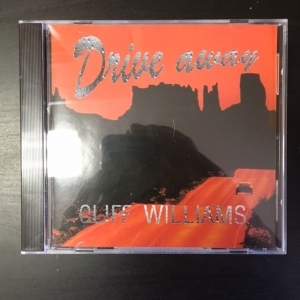 Cliff Williams - Drive Away CD (VG+/M-) -country-