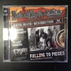 National Napalm Syndicate - The Birth, Death And Resurrection 2CD (M-/M-) -thrash metal-
