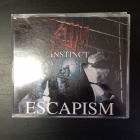 Killer Instinct - Escapism CDEP (VG/VG+) -hip hop-