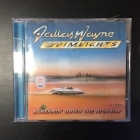 Dallas Wayne & The Dimlights - Screamin' Down The Highway CD (M-/VG+) -country-