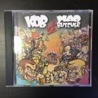 KOB Vs Mad Butcher CD (VG/VG+)