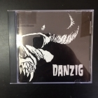 Danzig - Danzig (US/924208-2/1988) CD (VG/M-) -heavy metal-