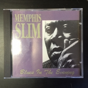 Memphis Slim - Blues In The Evening CD (M-/VG+) -blues-