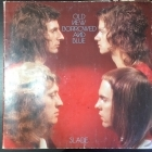Slade - Old New Borrowed And Blue LP (VG/VG) -glam rock-