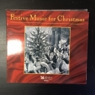 Festival Music For Christmas CD (VG+/VG+) -klassinen-