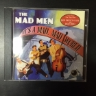 Mad Men - It's A Mad, Mad World CD (M-/VG+) -rockabilly-