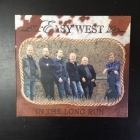 Easy West - In The Long Run CD (VG+/M-) -country-